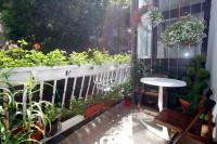 Apartman Bery balkon