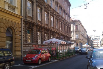 Berislavićeva street